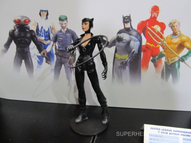 DC Collectibles Toy Fair