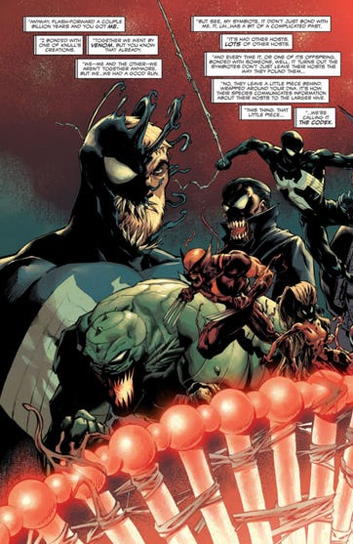 First Look At Marvel's Absolute Carnage #1