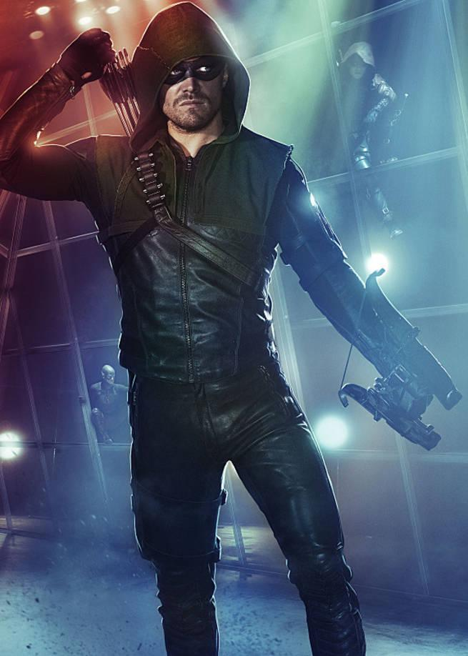 arrow cw tv show-#27