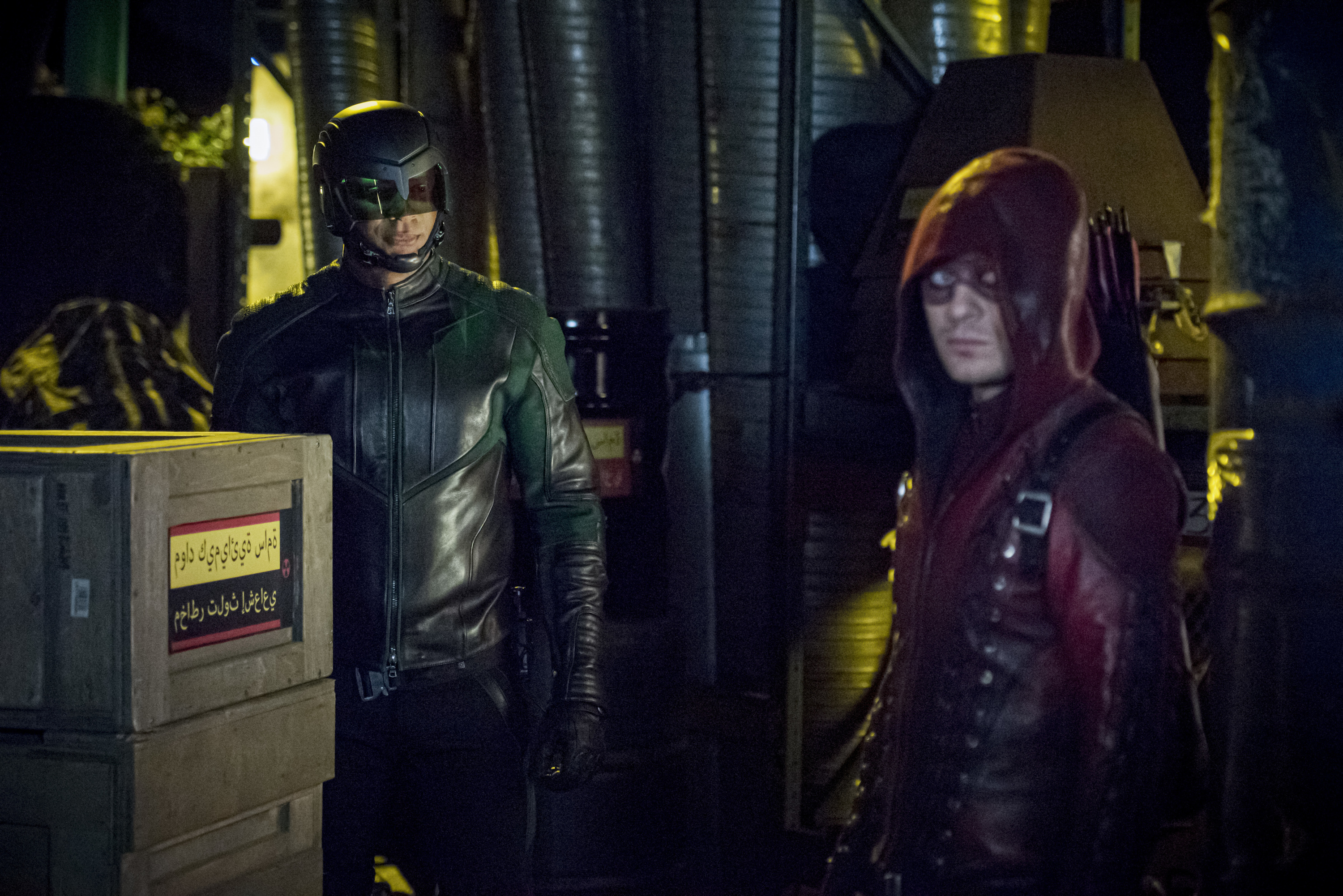 Arrow Season 8 Episode 5 16