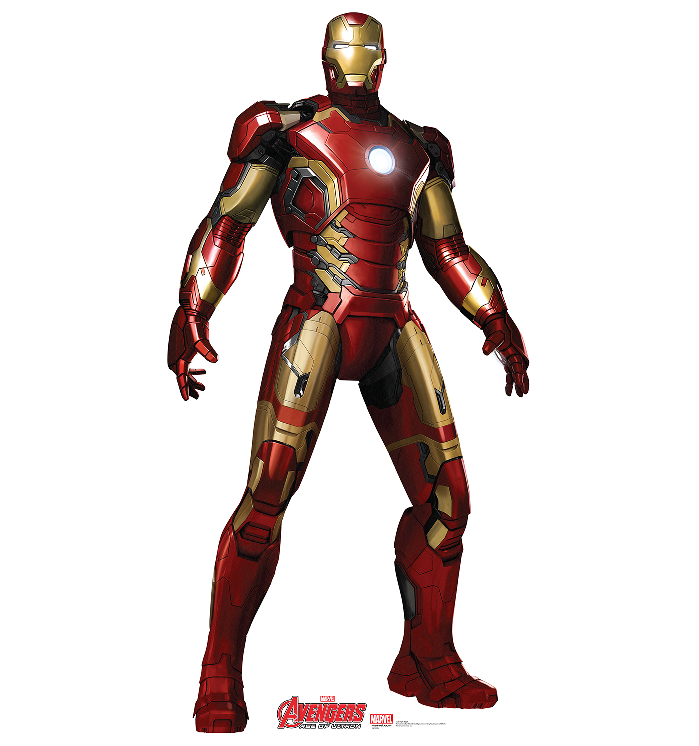 Teaser for the New Avengers: Age of Ultron Trailer ... Iron Man Avengers Full Body