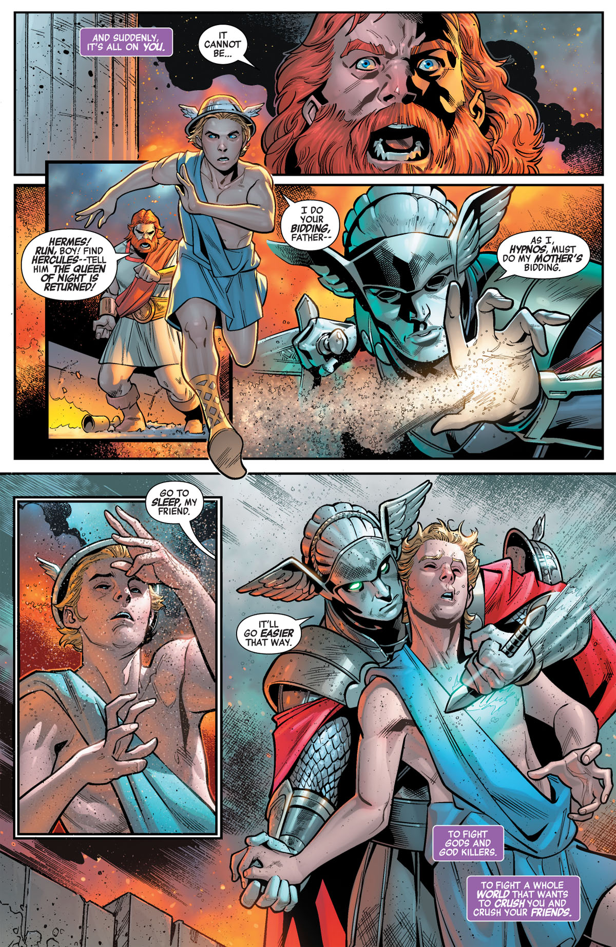 Avengers: No Road Home #2 page 3