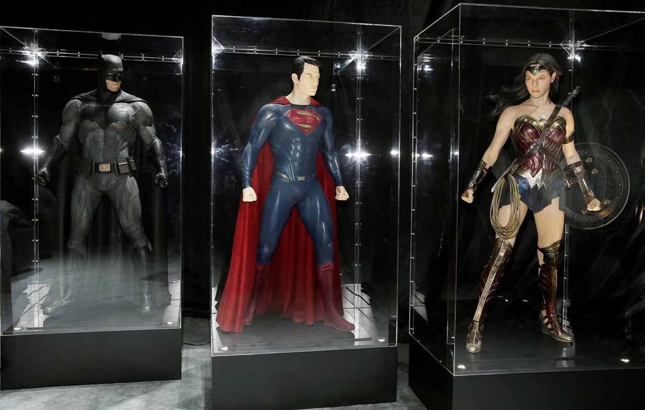 Batman v Superman: Dawn of Justice Licensing Expo