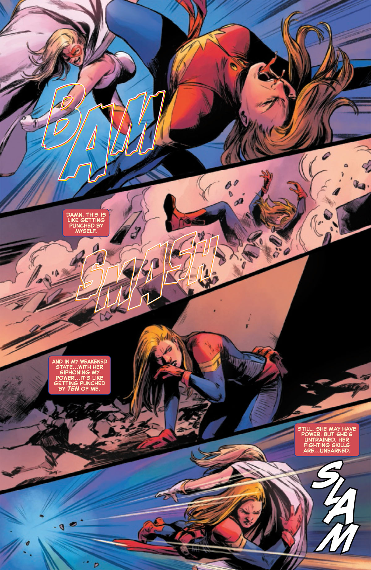 Captain Marvel #10 page 3