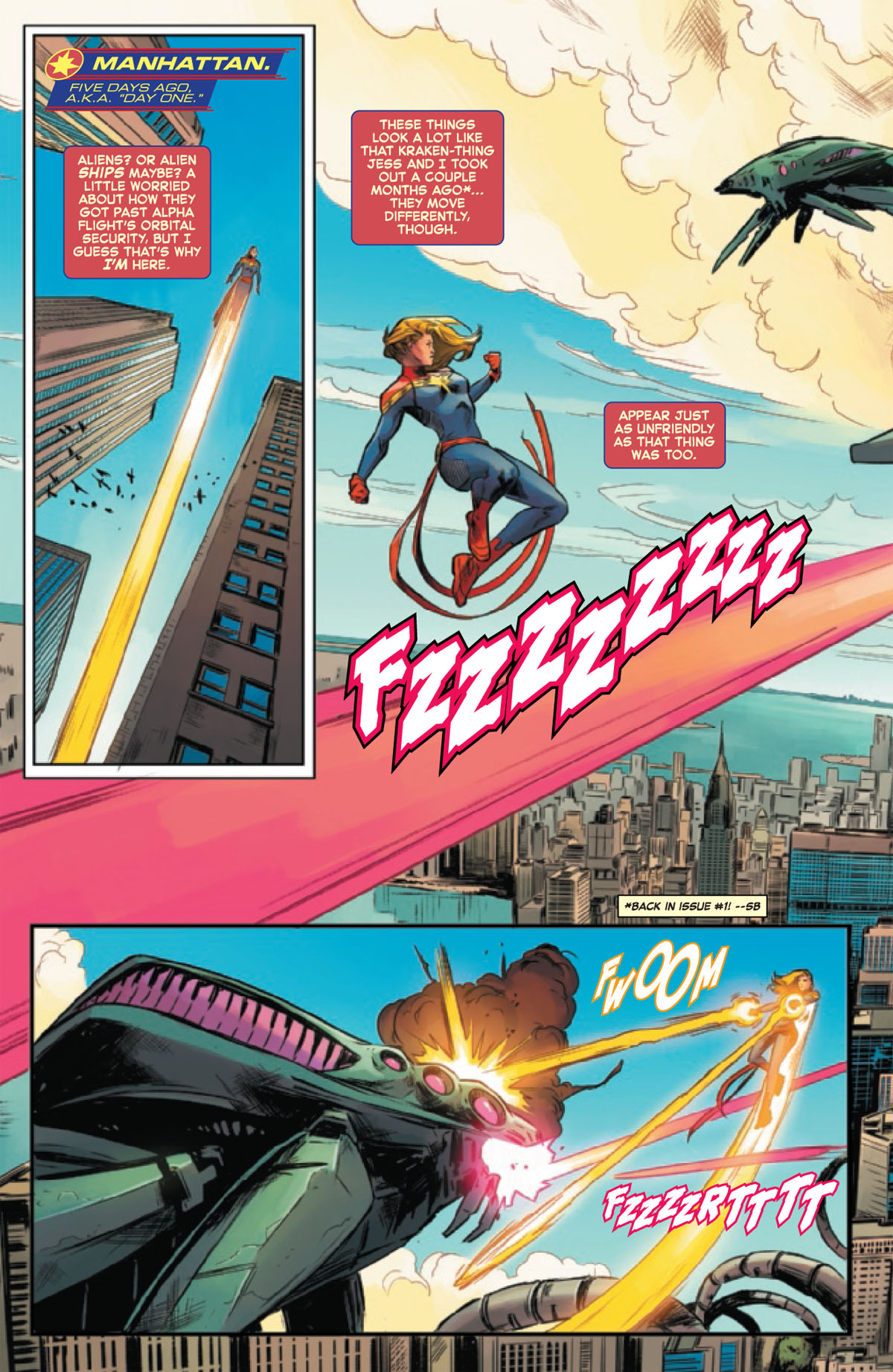 Captain Marvel #8 page 2