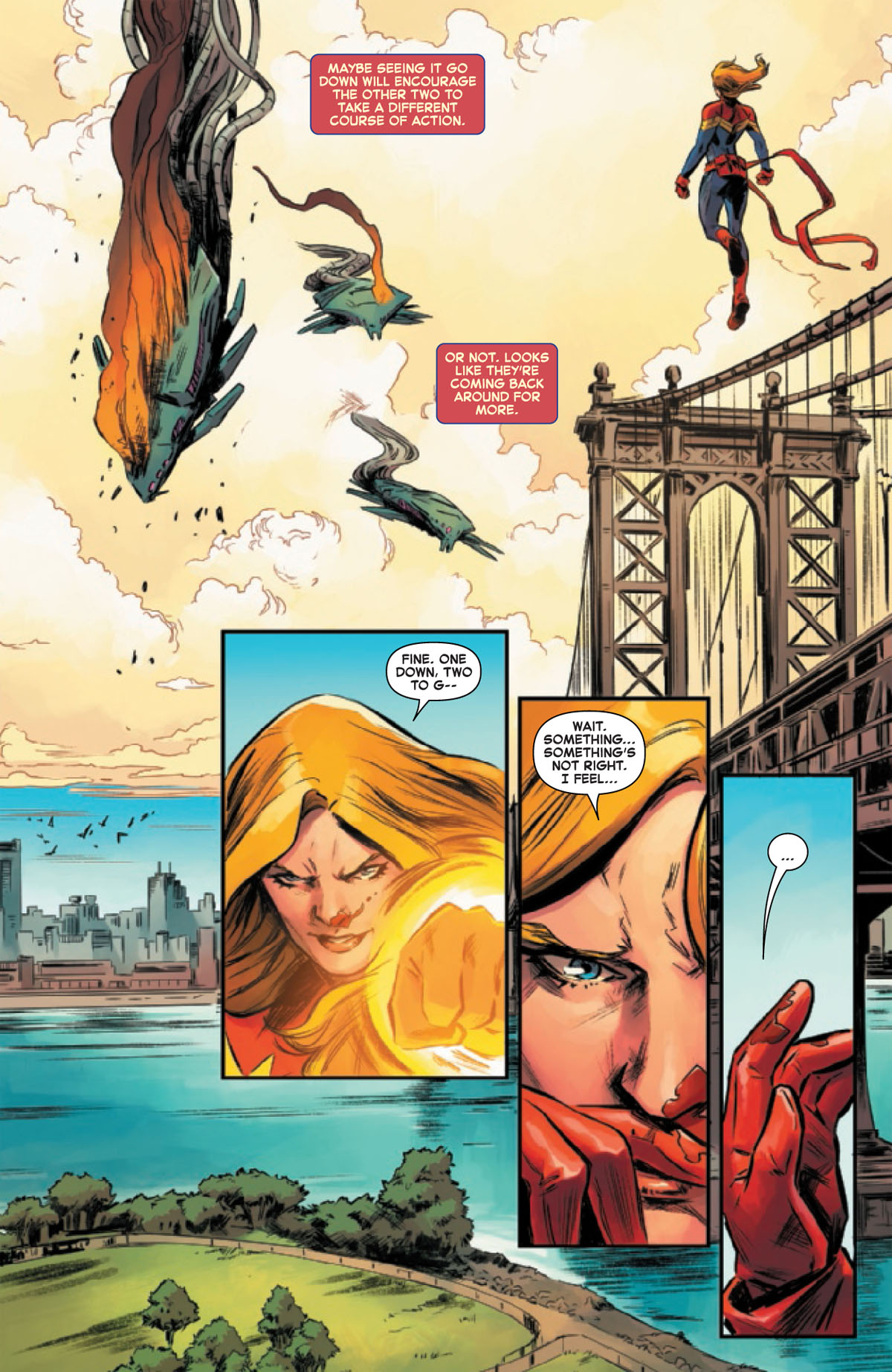 Captain Marvel #8 page 5