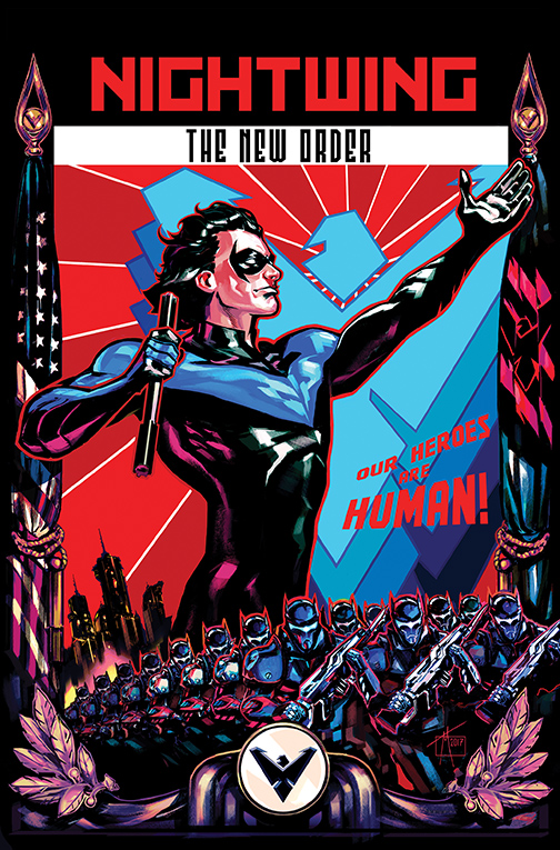 NIGHTWING: THE NEW ORDER TP