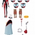 BATMAN: THE ANIMATED SERIES: HARLEY QUINN EXPRESSIONS PACK