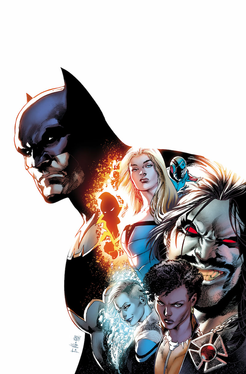 JUSTICE LEAGUE OF AMERICA VOL. 1: THE EXTREMISTS TP