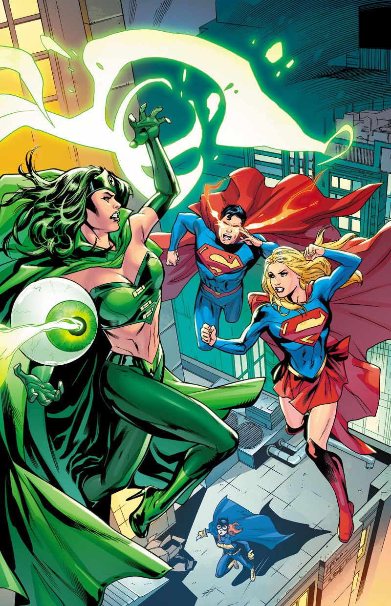 SUPERGIRL VOL. 2: ESCAPE FROM THE PHANTOM ZONE TP