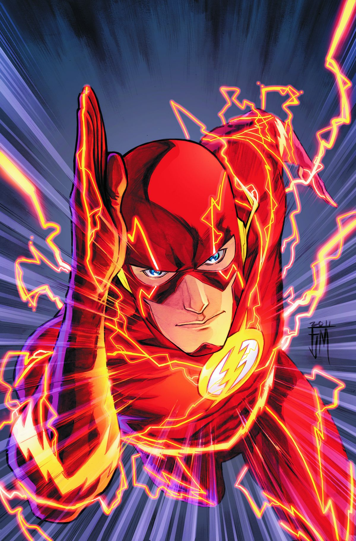 THE FLASH: STARTING LINE DC ESSENTIAL EDITION TP