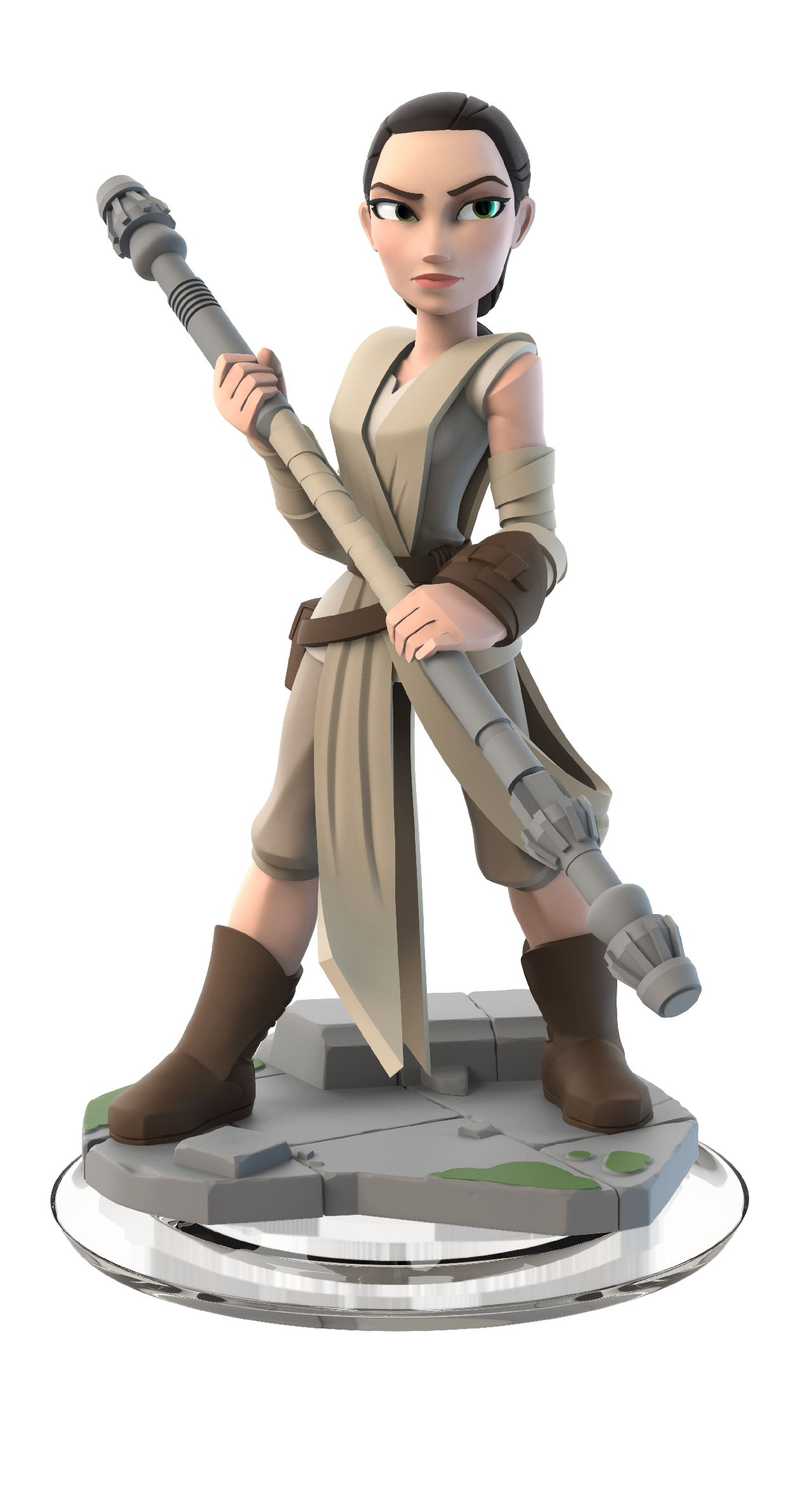 Star Wars: The Force Awakens Rey