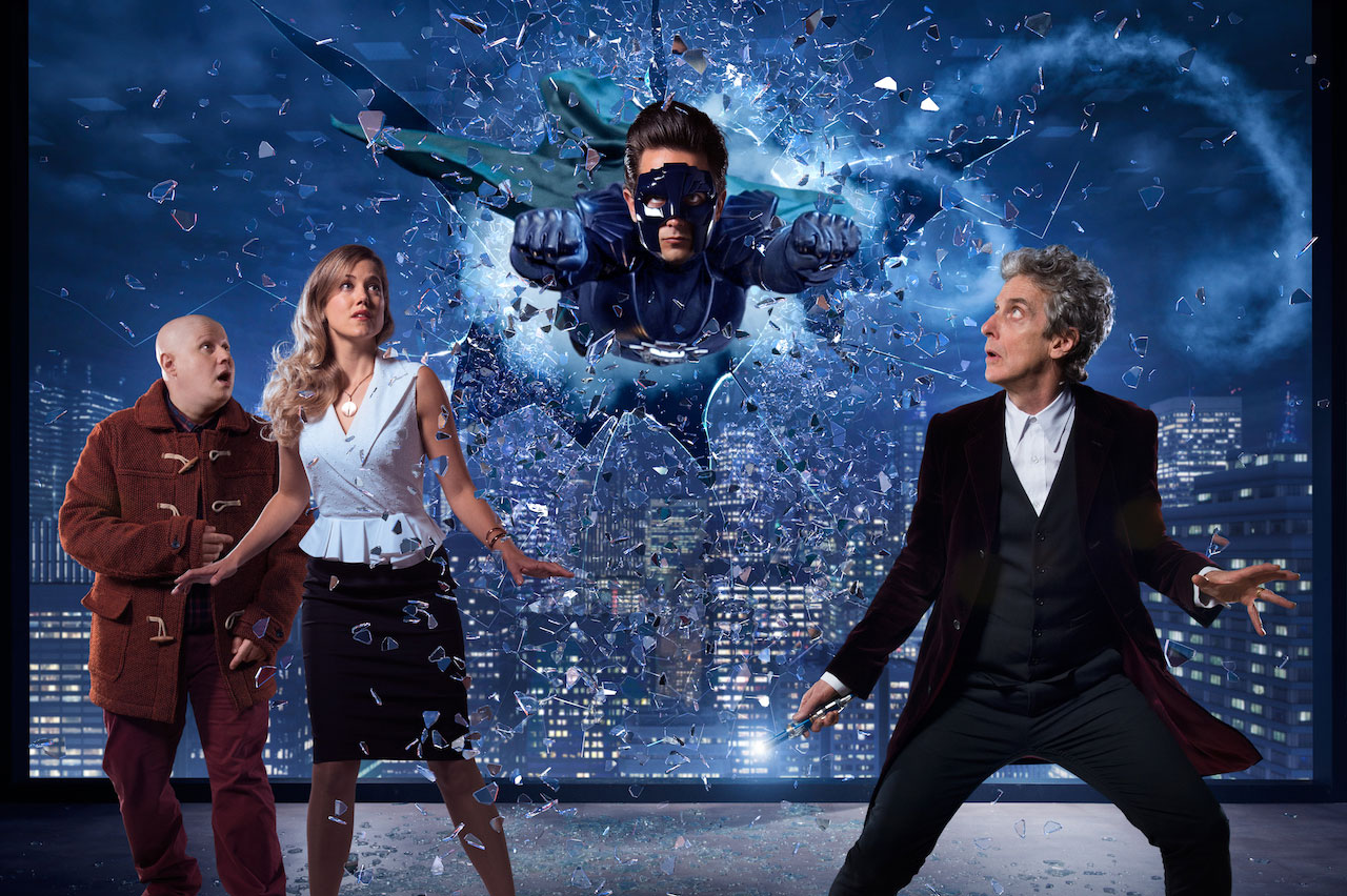 Doctor Who 2016 Christmas Special Trailer - SuperHeroHype
