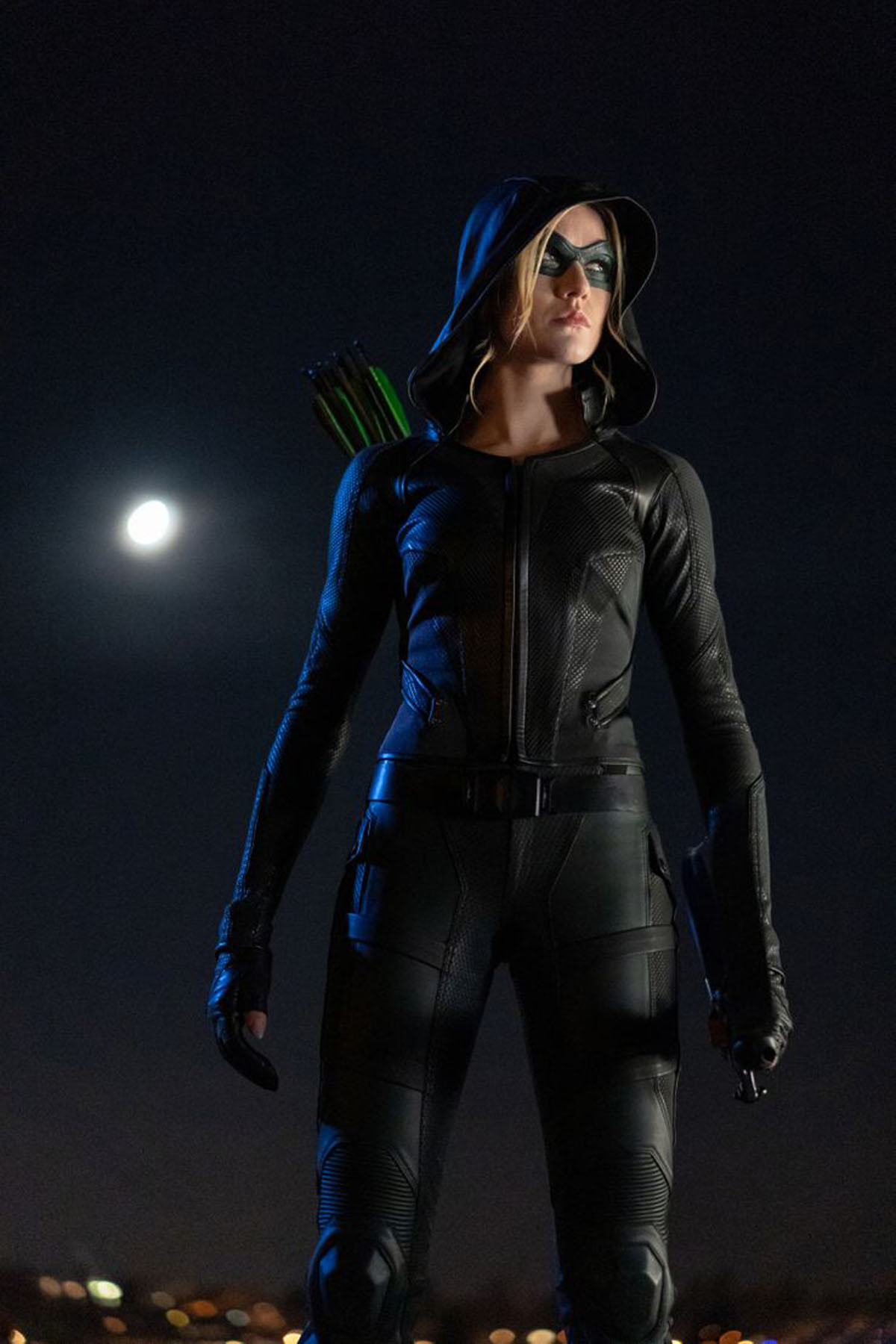 Mia As the New Green Arrow