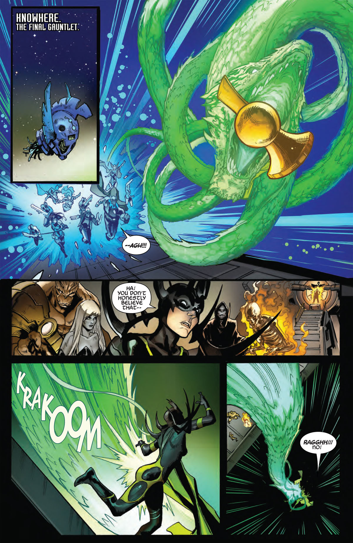 Guardians of the Galaxy #6 page 3