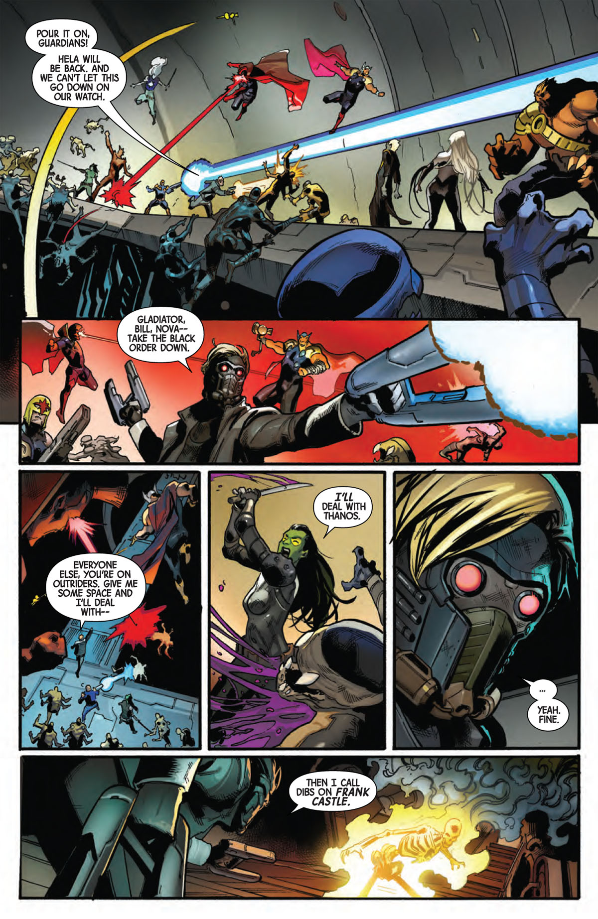 Guardians of the Galaxy #6 page 4