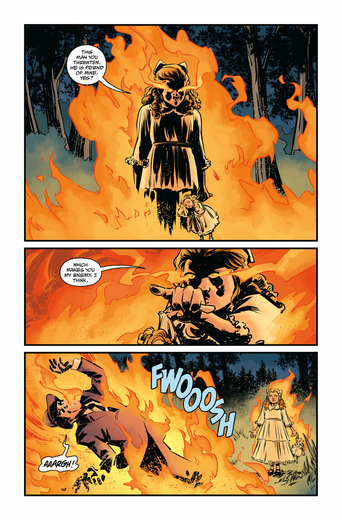 Hellboy and the BPRD 1956 #4 page 3