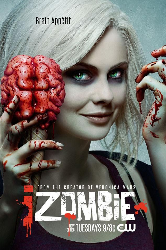Image result for izombie poster