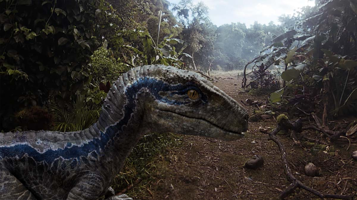 Jurassic World: Blue