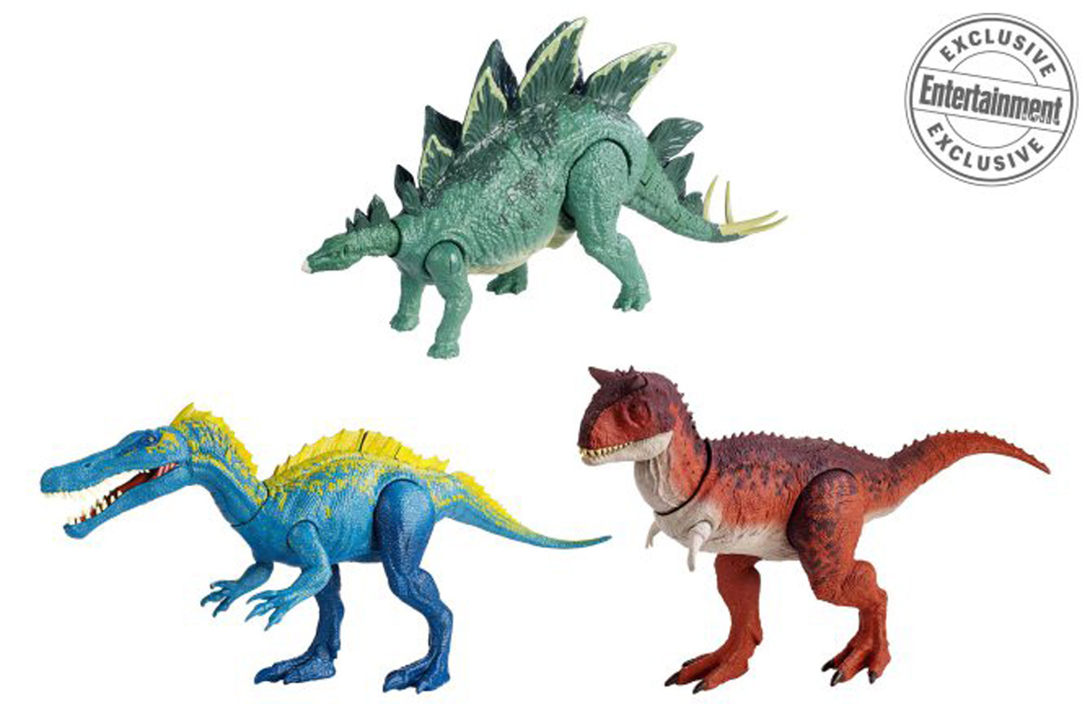 Jurassic World: Fallen Kingdom Toys