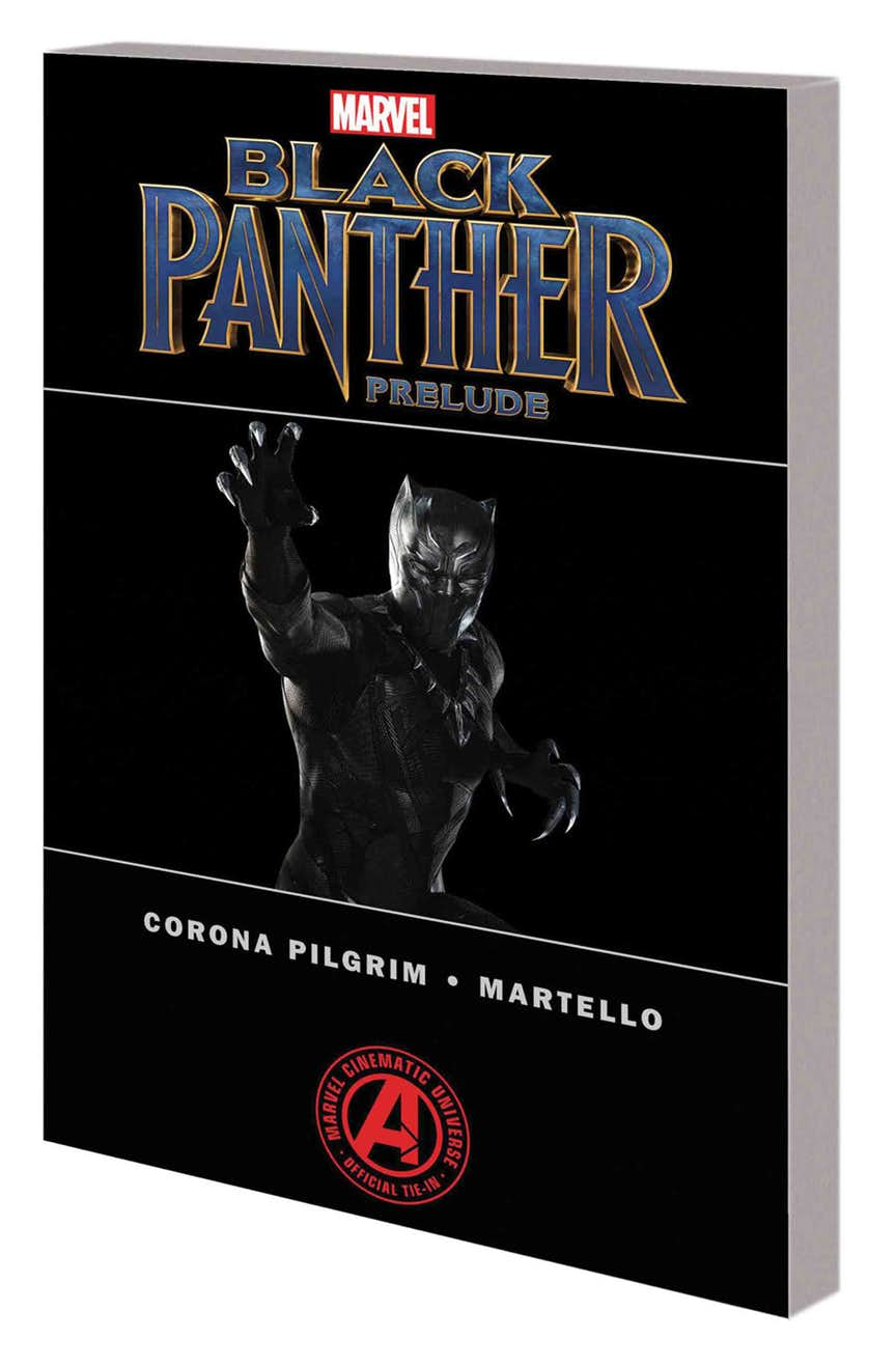 MARVEL'S BLACK PANTHER PRELUDE TPB