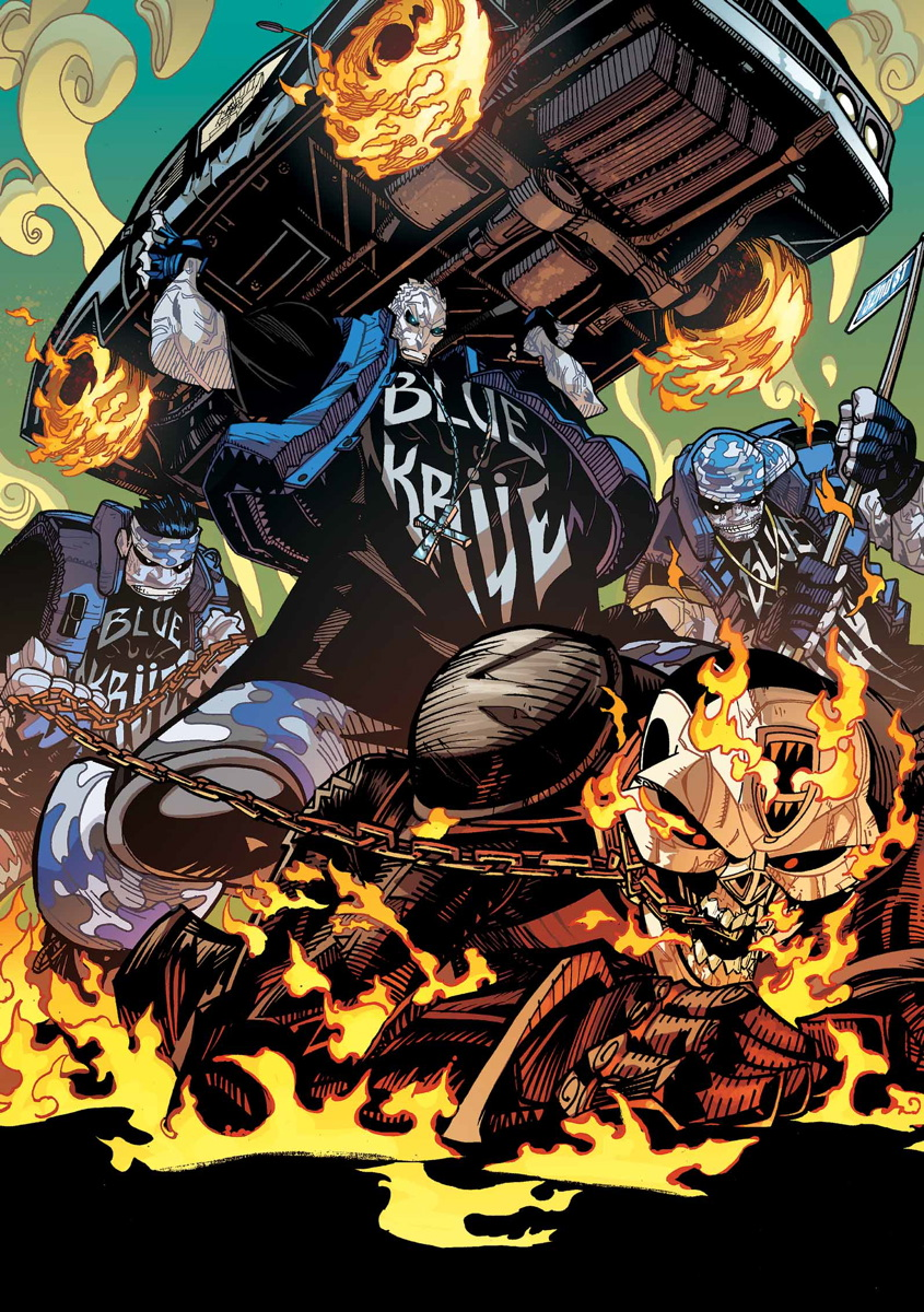 ALL-NEW GHOST RIDER #10