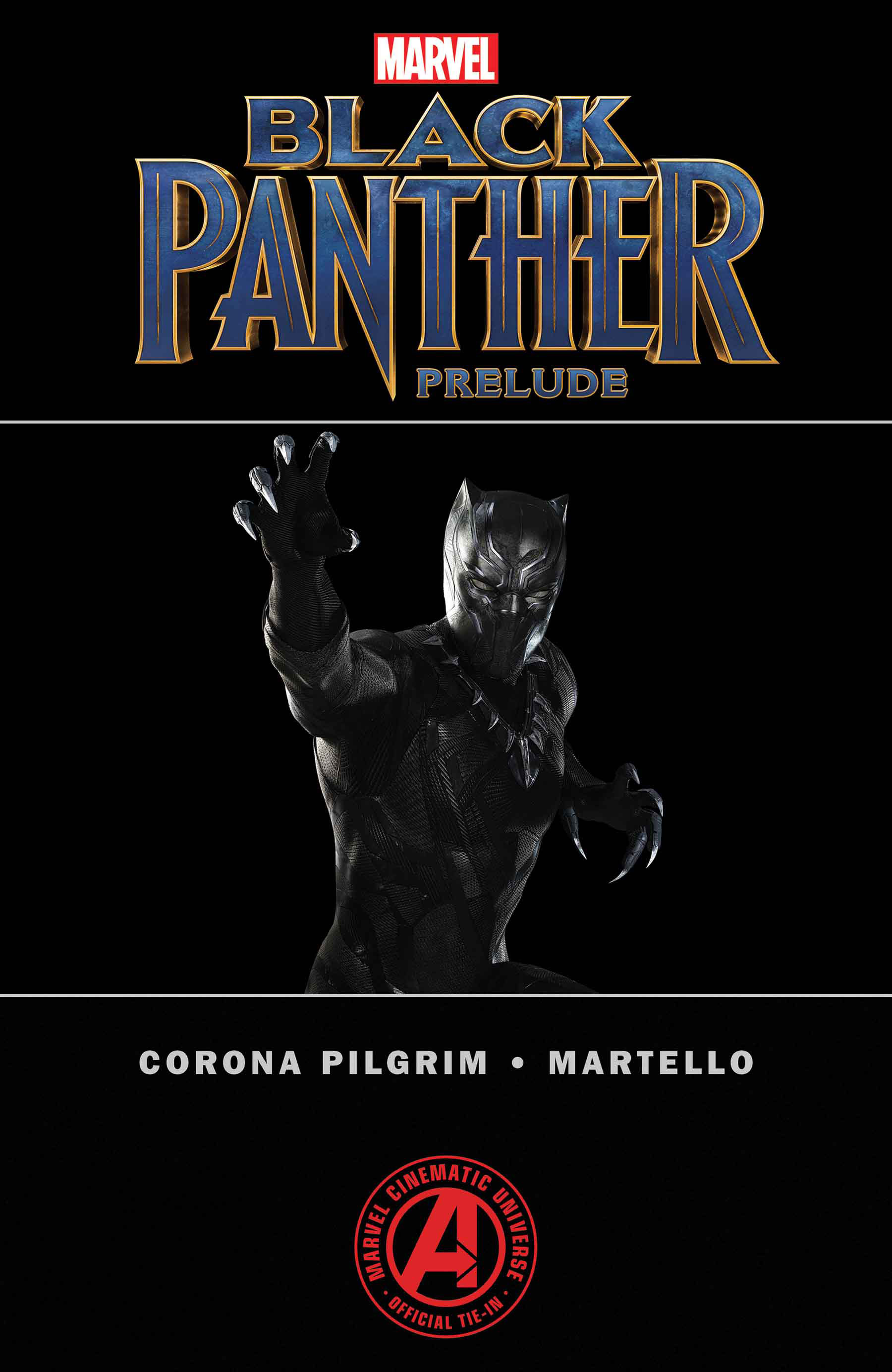 MARVEL'S BLACK PANTHER PRELUDE #1 (of 2)