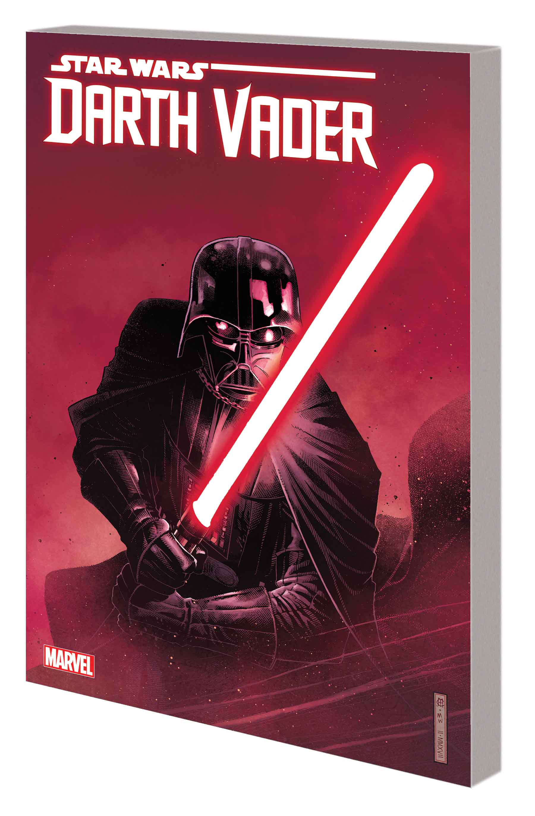 STAR WARS: DARTH VADER — DARK LORD OF THE SITH VOL. 1: IMPERIAL MACHINE TPB