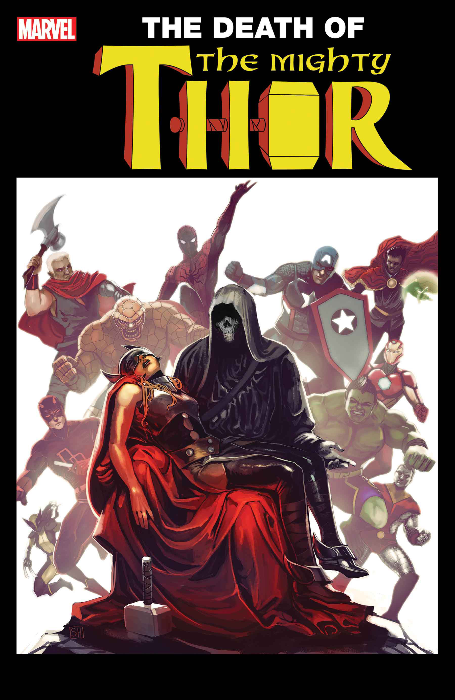 MIGHTY THOR #700 VARIANT