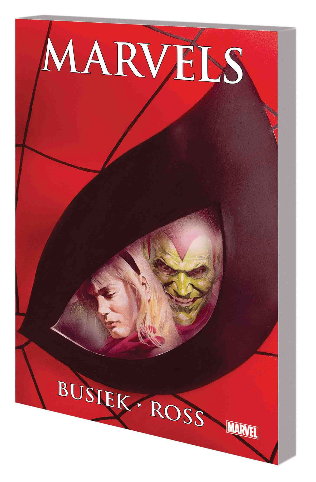 MARVELS - THE REMASTERED EDITION TPB