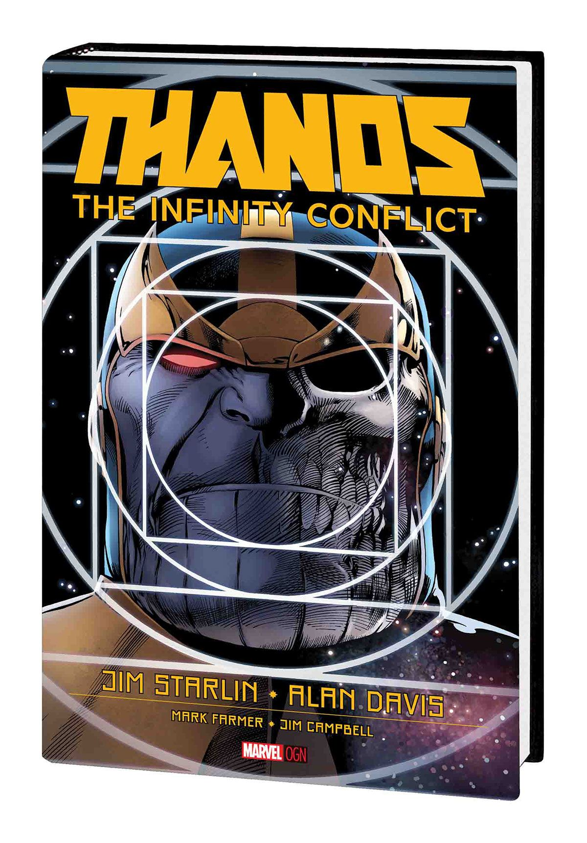 THANOS: THE INFINITY CONFLICT OGN-HC
