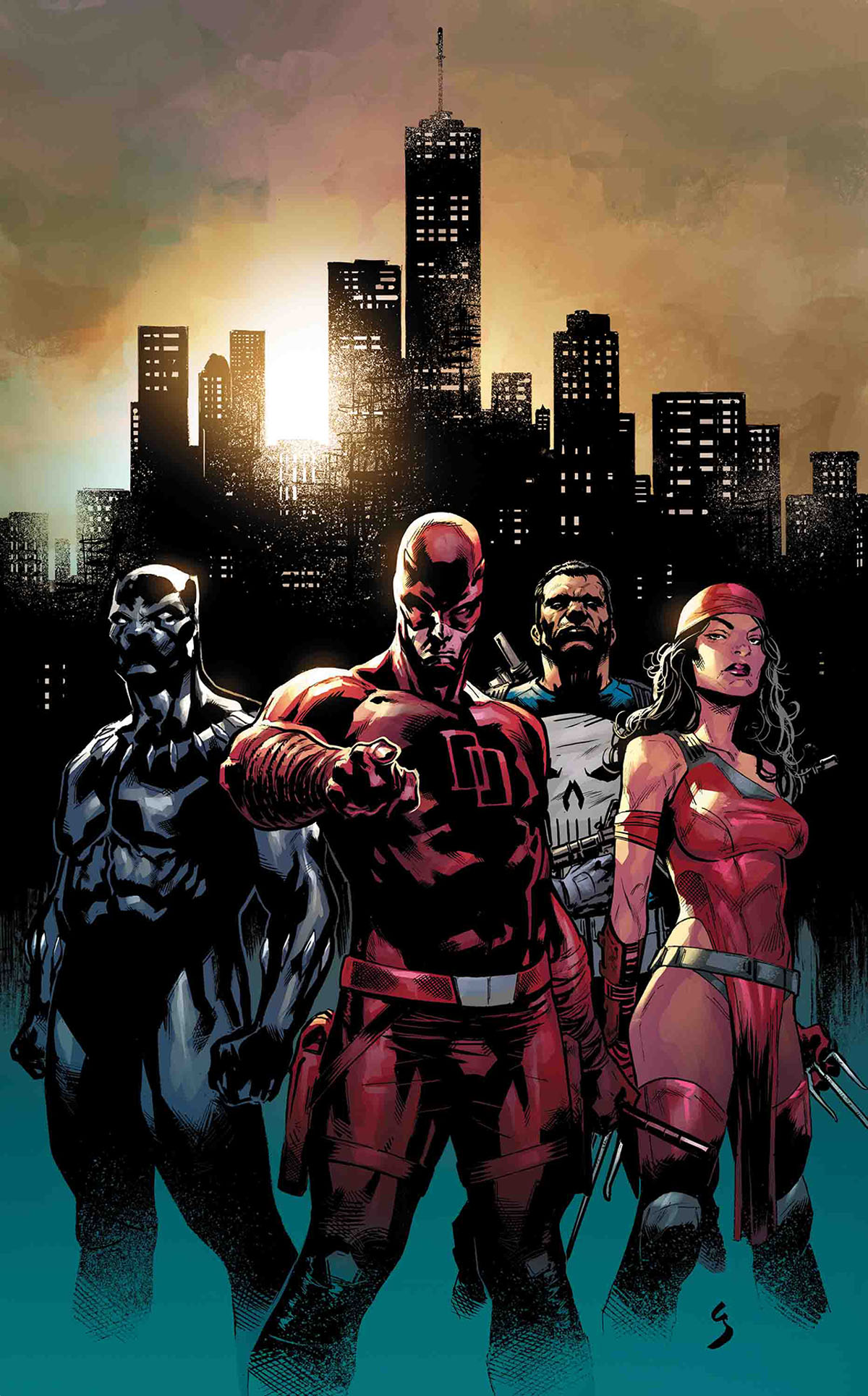 Marvel Knights 20th #6 cover