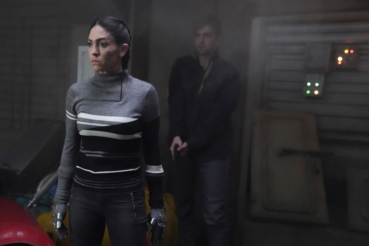 Marvel's Agents of SHIELD 5.19
