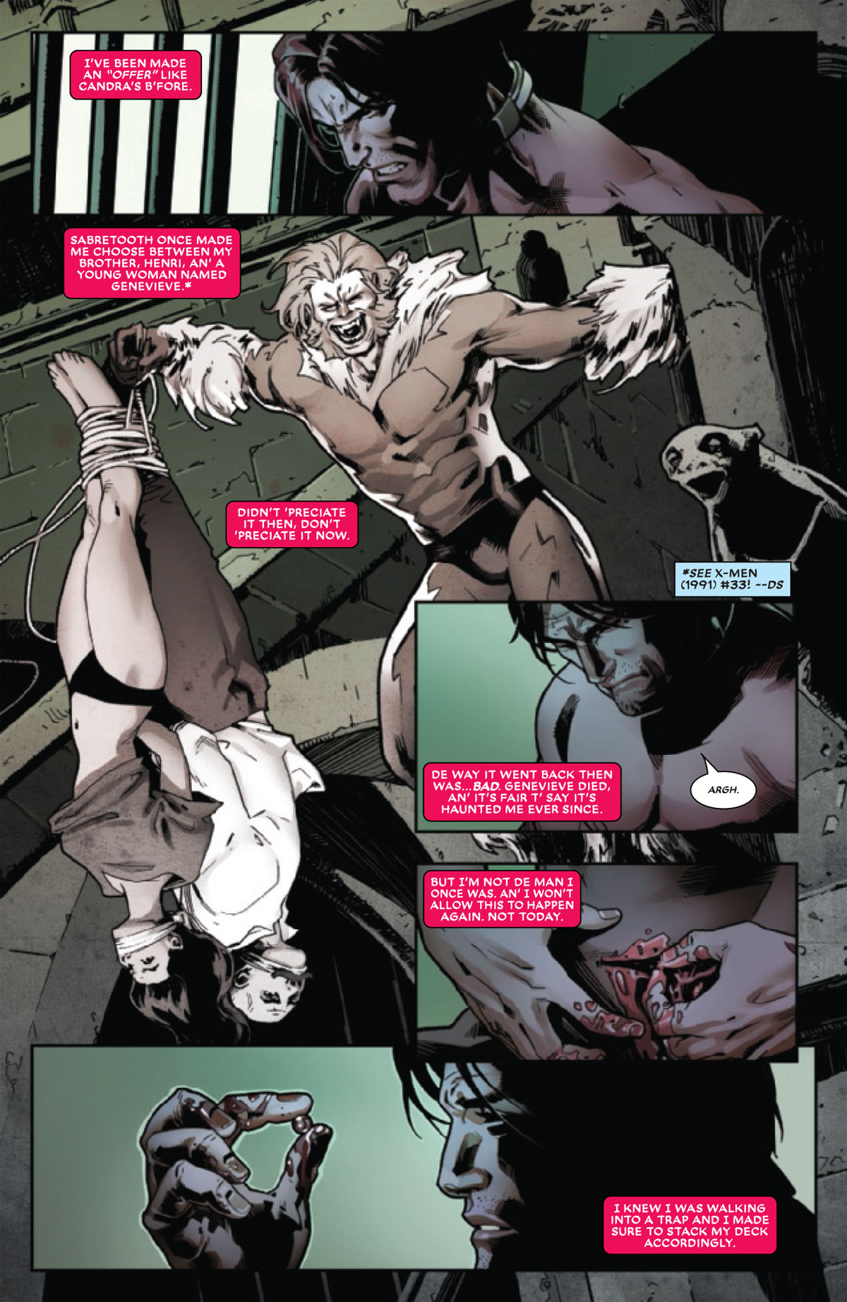 Mr. and Mrs. X #12 page 4