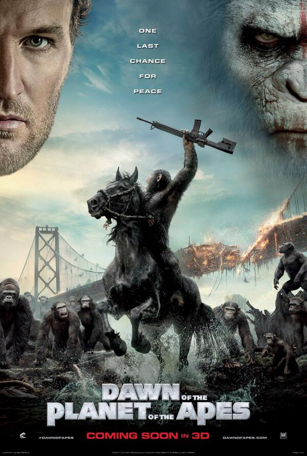Planet Of The Apes 2014 Maurice