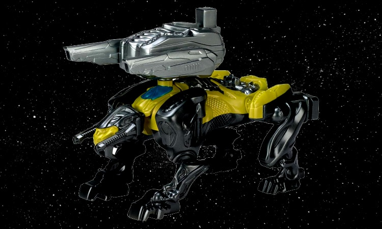 Power Rangers Saber-toothed Tiger Zord