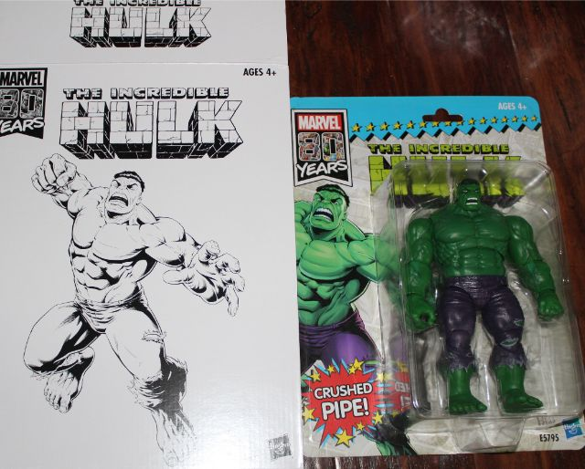 Hulk Packaged