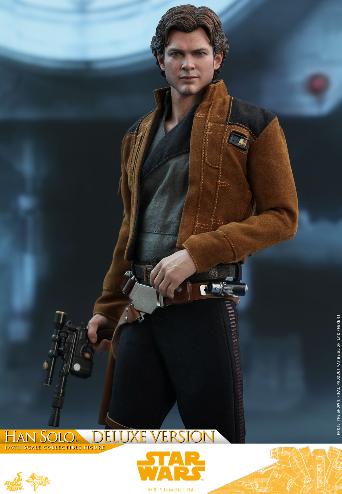 Solo: A Star Wars Story Hot Toys