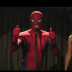 Spidey Gives A Thumbs Up To The Crowd