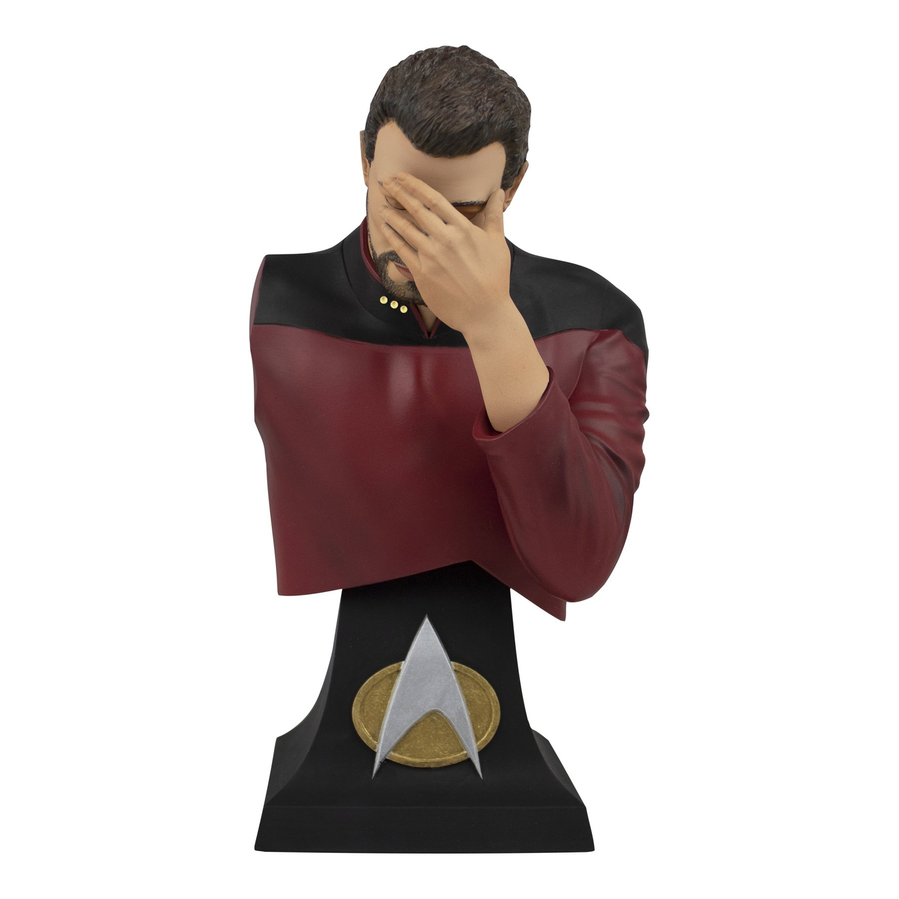 Number One Facepalm