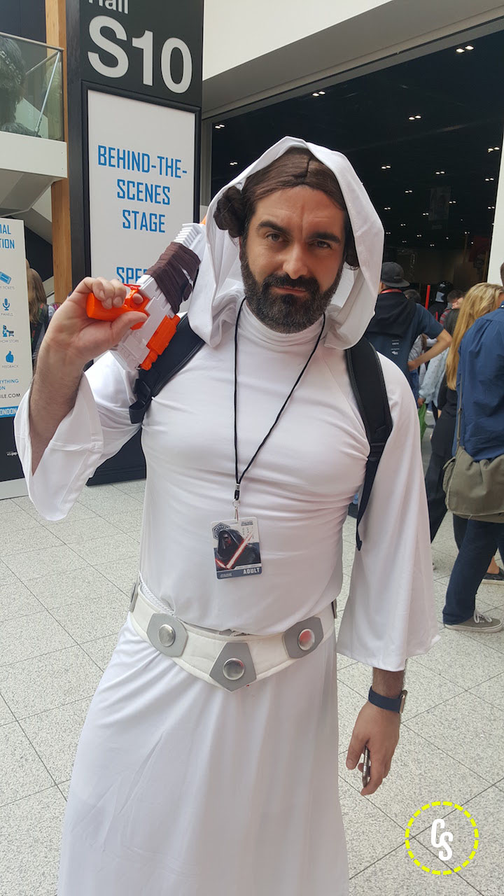 star wars cosplay tied