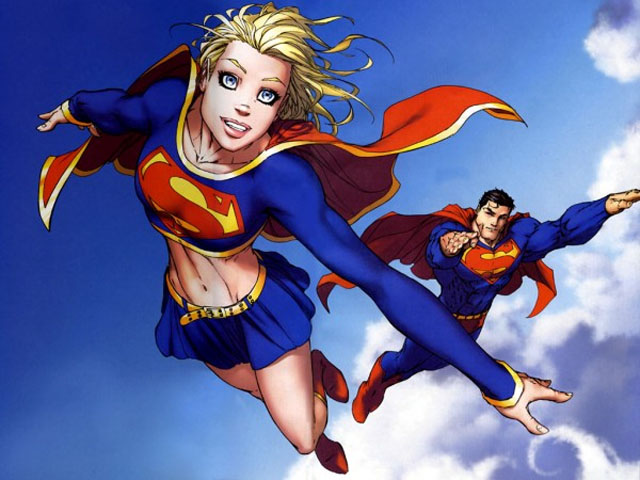The Supergirl From Krypton...Take Two