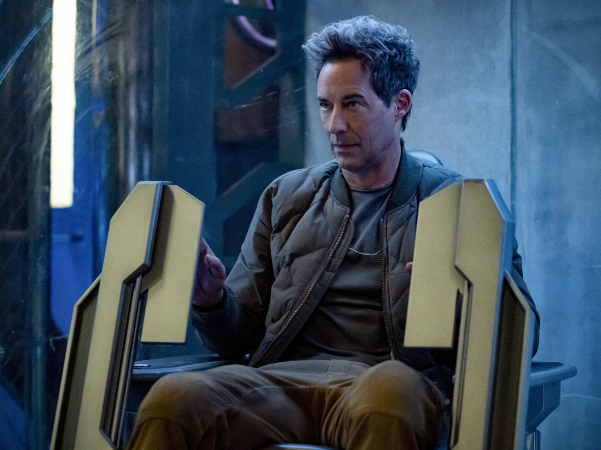 Tom Cavanagh as Nash Wells