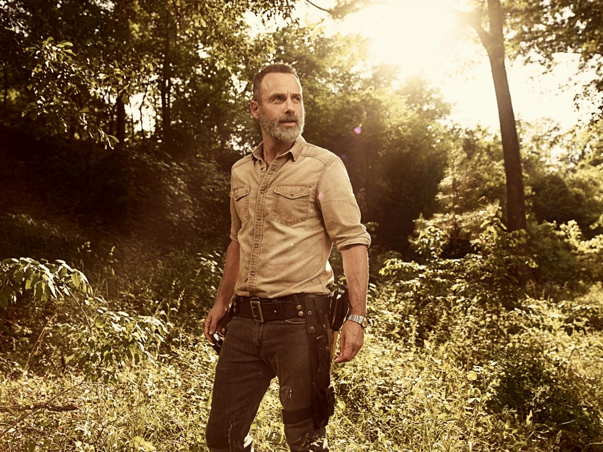 Andrew Lincoln as Rick Grimes - The Walking Dead _ Season 9, Gallery- Photo Credit: Victoria Will/AMC