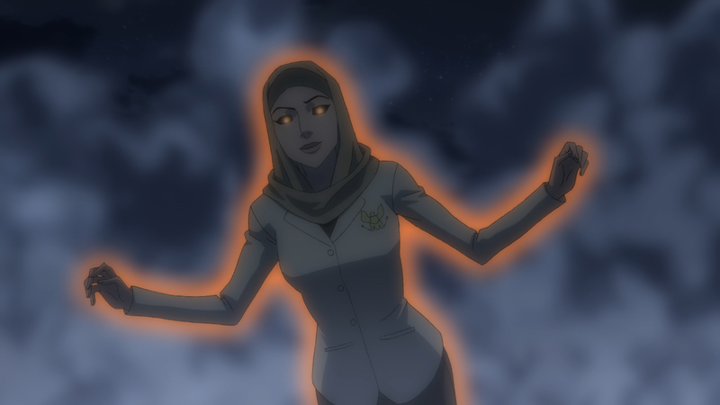 Young Justice: Outsiders Episode 3.03 - Eminent Threat